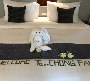 Willkommen Hotel Chong Fah Beach Resort