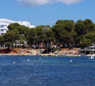Hotel und Strand IBEROSTAR Santa Eulalia