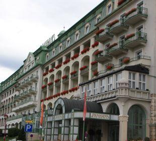Ein wunderschönes Hotel Hotel Panhans