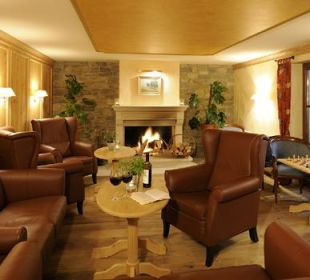 Lobby, Leseecke und Rückzugsmöglichkeit Appartementhotel Allgäuer Kräuteralm
