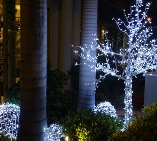 Weihnachtsbeleuchtung Marylanza Suites & Spa