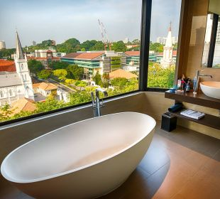 Room 801 Carlton Hotel Singapore