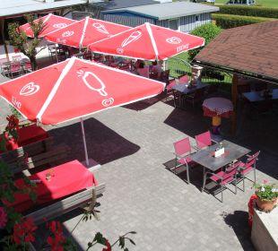Gartenanlage Hotel Fischerhof Glinzner