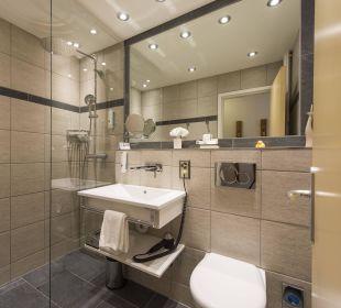 Badezimmer - Superior Plus Zimmer  Sunstar Alpine Hotel Lenzerheide