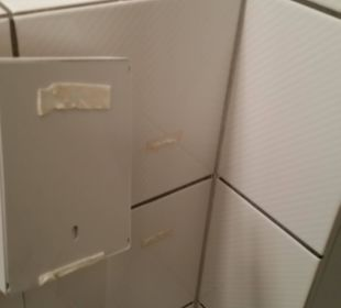 Hygienebeutelwandbehälter II Comfort Garni Hotel