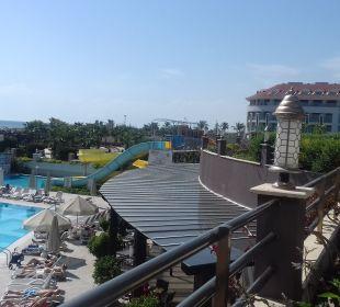 Ausblick Hotel Seamelia Beach Resort
