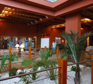 Untere Eingangshalle Fuerte Conil & Costa Luz Resort