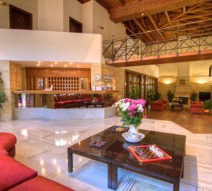 Lobby-reception Hotel Fortezza