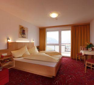 Beispiel Zimmer Typ B Hotel Alpenroyal