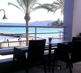 Traumblickvon der Hotelterasse Hotel Ibiza Playa
