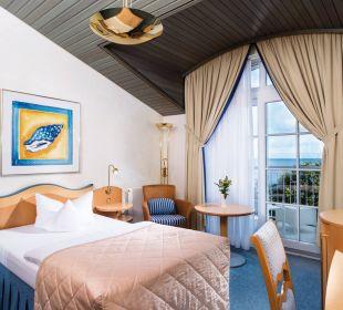 Einzelzimmer Hotel Travel Charme Kurhaus Sellin