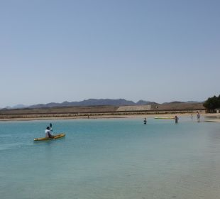 Schöne Lagune - für Wassersport gut geeignet TUI MAGIC LIFE Kalawy