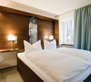 Doppelzimmer Hotel Stern am Rathaus