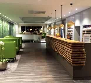 Neue Hotellobby - renoviert August 2015 Ringhotel Munte am Stadtwald