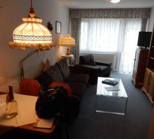 Wohnbereich  Die Gams Hotel - Resort