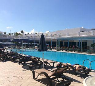 Blick auf den Pol Hotel Las Costas
