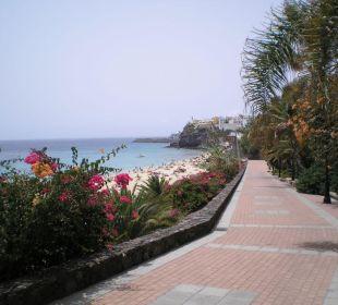 Strandpromenade Hotel Rocamar Beach