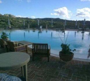Pool und Umgebung Hotel Parco Degli Ulivi