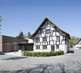 Seminarhaus Außenansicht Hotel am See