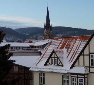 Zimmerblick Apart Hotel Wernigerode