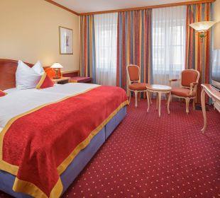 Zimmer Beispiel Luitpoldpark Hotel Füssen