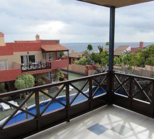 Blick Aparthotel El Cerrito