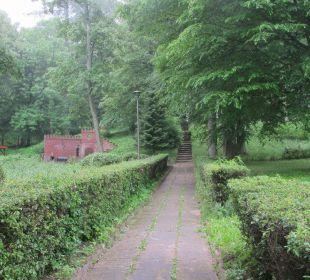 Schlosspark Hotel Zamek Karnity