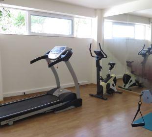 Fitness Eurohotel Katrin Hotel & Bungalows