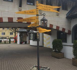 Außenansicht MIRA Hotel Schloss Rosenegg
