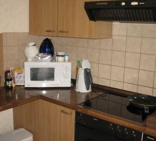 Küche Ferienhof Meislahn