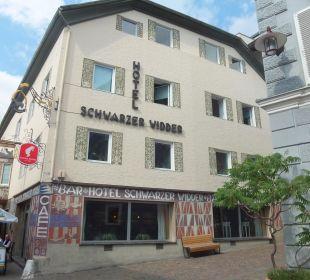 Hotel Schwarzer Widder Hotel Schwarzer Widder