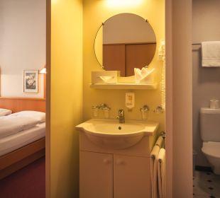 Zimmerbeispiel Doppelzimmer Hotel Terrace