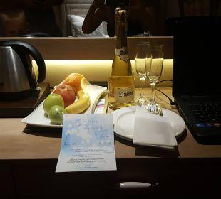 Niespodzianka w pokoju Bellis Deluxe Hotel