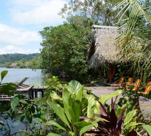 Bereich am Fluss El Hotelito Perdido
