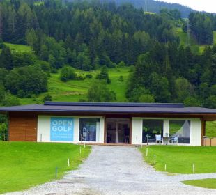 Neues Clubhaus-Open Golf Sonnhof Alpendorf