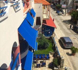 Vorderansicht des Hotels Apollon Hotel Apollon