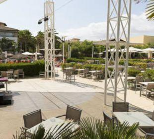 Hauptbühne allsun Hotel Eden Playa