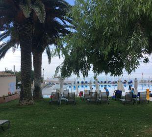Gartenanlage lti Grand Hotel Glyfada
