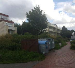 Bereich M Apartments Ferienpark Weissenhäuser Strand