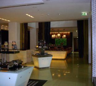 Büffet Vida Hotel Downtown Dubai