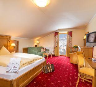 Wohlfühlzimmer Hotel Schneider