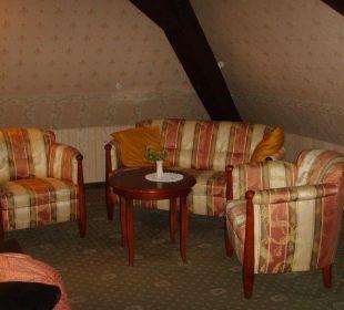 Eckzimmer Ringhotel Schloss Tangermünde