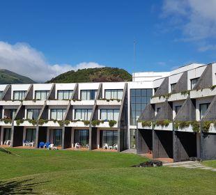 Gartenanlage Caloura Hotel Resort