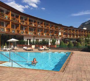 Pool Travel Charme Fürstenhaus Am Achensee