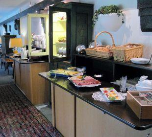 Frühstücksbuffet Hotel Haus Litzbrück
