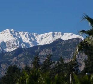 Olympos Berg Ausblick von Hotel Hotel Anatolia Resort
