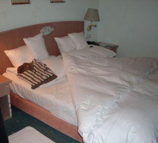 Unser Zimmer Hotel Jodquellenhof Alpamare (Hotelbetrieb eingestellt)