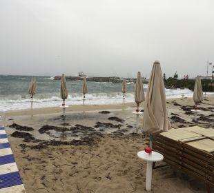 Strand Hotel Baia Caddinas