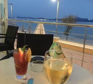 Unser letzter Abend JS Hotel Miramar