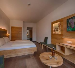 Neu renovierte Zimmer Griesbräu zu Murnau